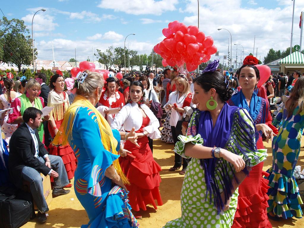 Derecho a Vivir en la Feria de Abril