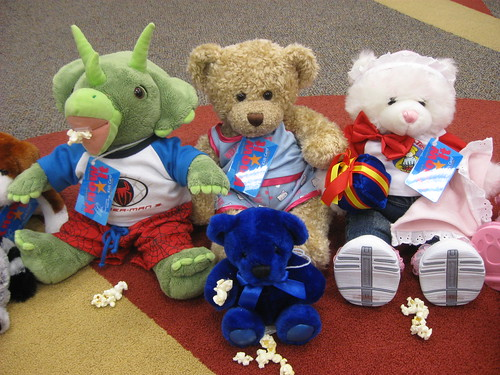Teddy Bear Sleepover May 2009 023 | by hcplebranch