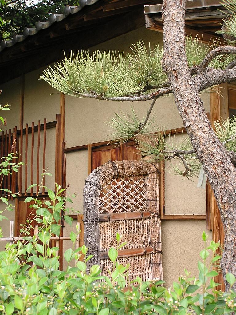 Tea House, Japanese Garden, Denver Botanic Gardens | Flickr