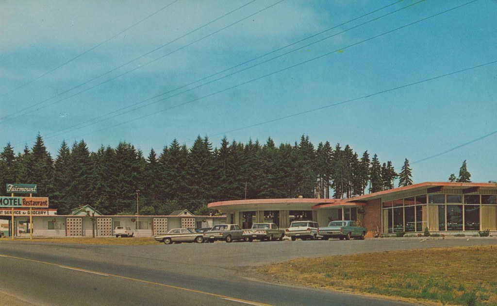Fairmount Motel & Restaurant - Port Angeles, Washington
