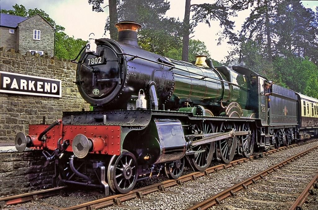 ... GWR 7802 Bradley Manor | by peter.brabham