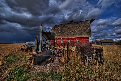 The old Red Barn | by A guy with A camera