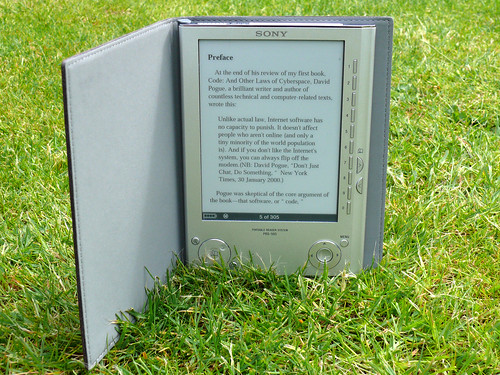 Sony eBook Reader | by david__jones
