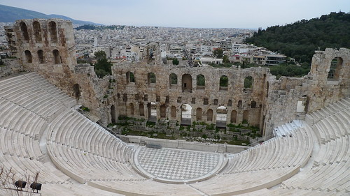 Herod Atticus Odeon | by darkensiva