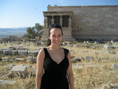 Acropolis- Erechtheum 2009