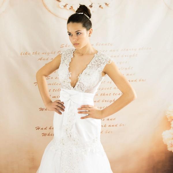 Unglaublich Meerjungfrau Form Sexy Brautkleid Gloria Agost Flickr