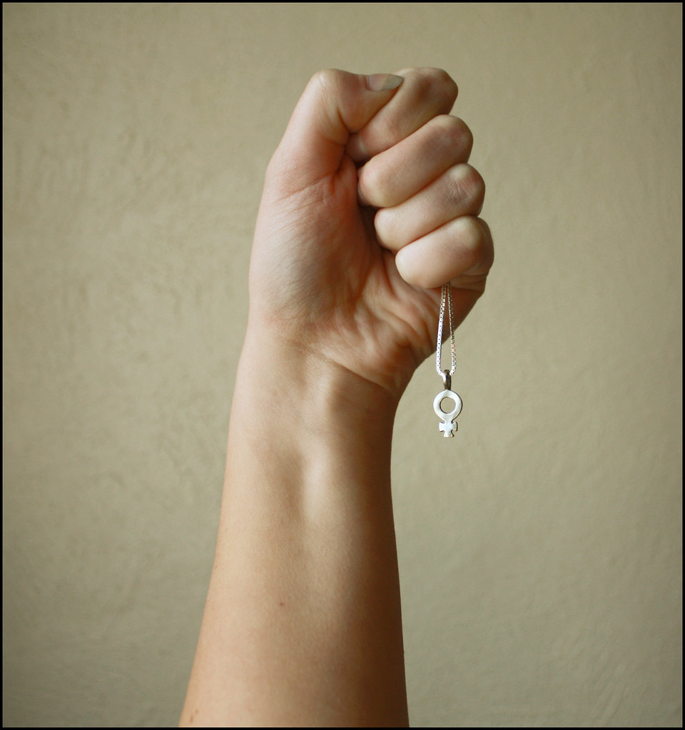 Agree, very woman clenched fist symbol jewelry opinion