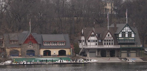 Boathouse Row, Philadelphia | by dbking