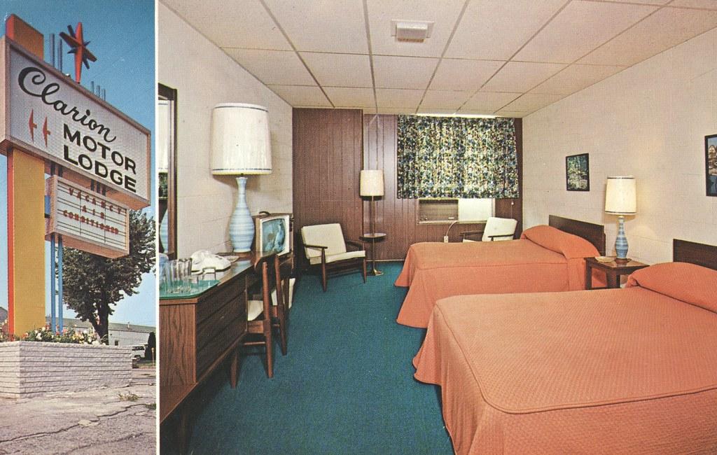 Clarion Motor Lodge - Clarion, Pennsylvania