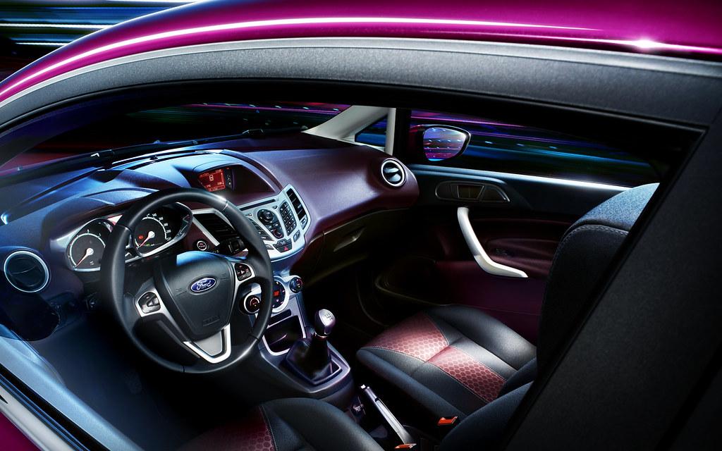 ... Ford Fiesta Interior | By Fiesta Movement