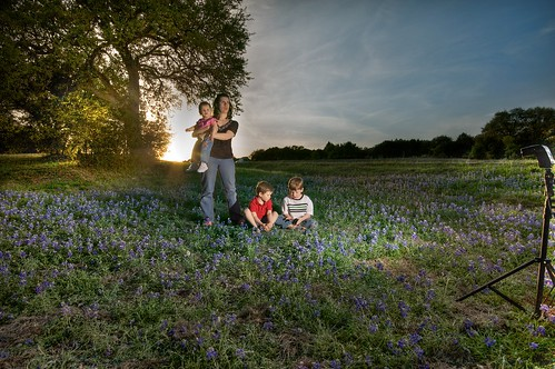 Blue Bonnets 2009: 3 of 5 (setup shot) | by MilesBintz
