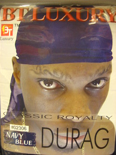 Shaved Eyebrows Classic Royalty Durag | by 99Sense