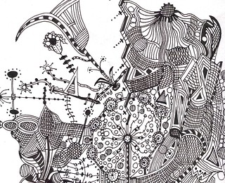 zentangle | by ssmiata09