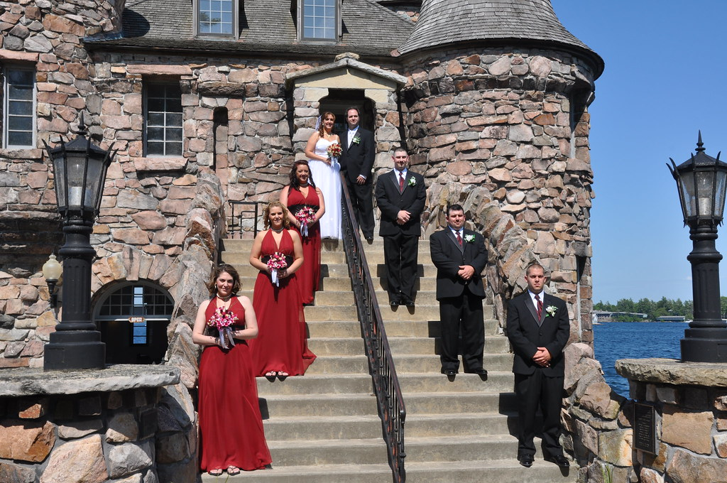 boldt castle wedding by theschulers09 boldt castle wedding by theschulers09