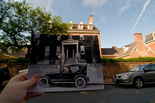 Looking Into the Past: Carvel Hall, Annapolis, MD | by jasonepowell