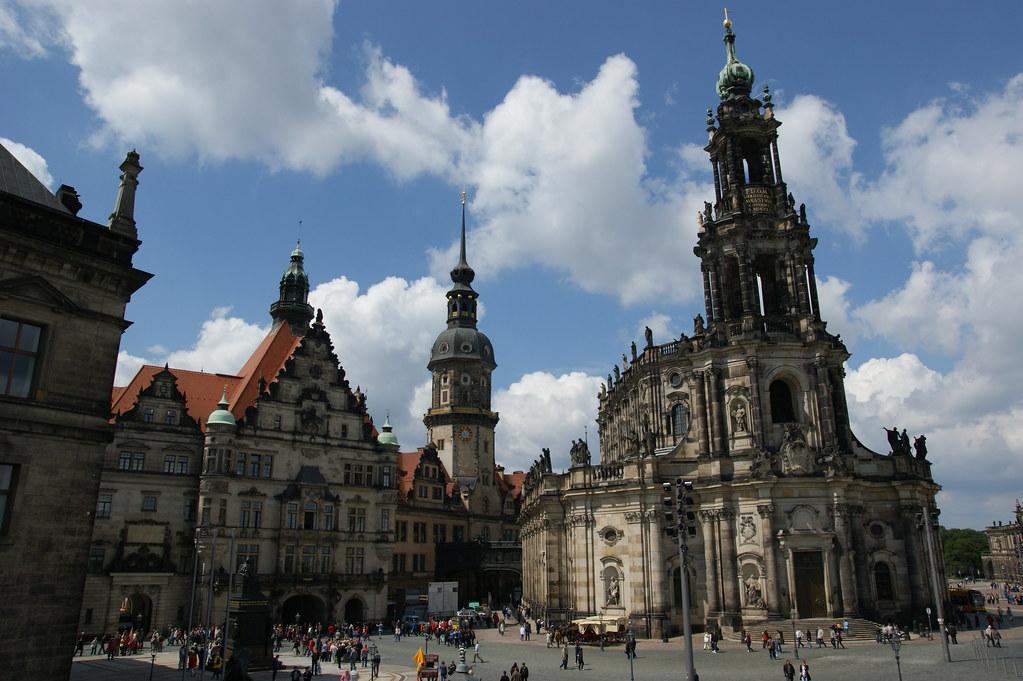 2009-06-11 06-14 Dresden 097 Hofkirche