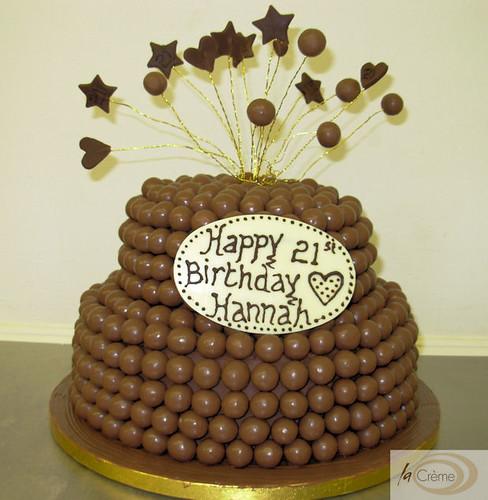 Birthday Cake Maltesers