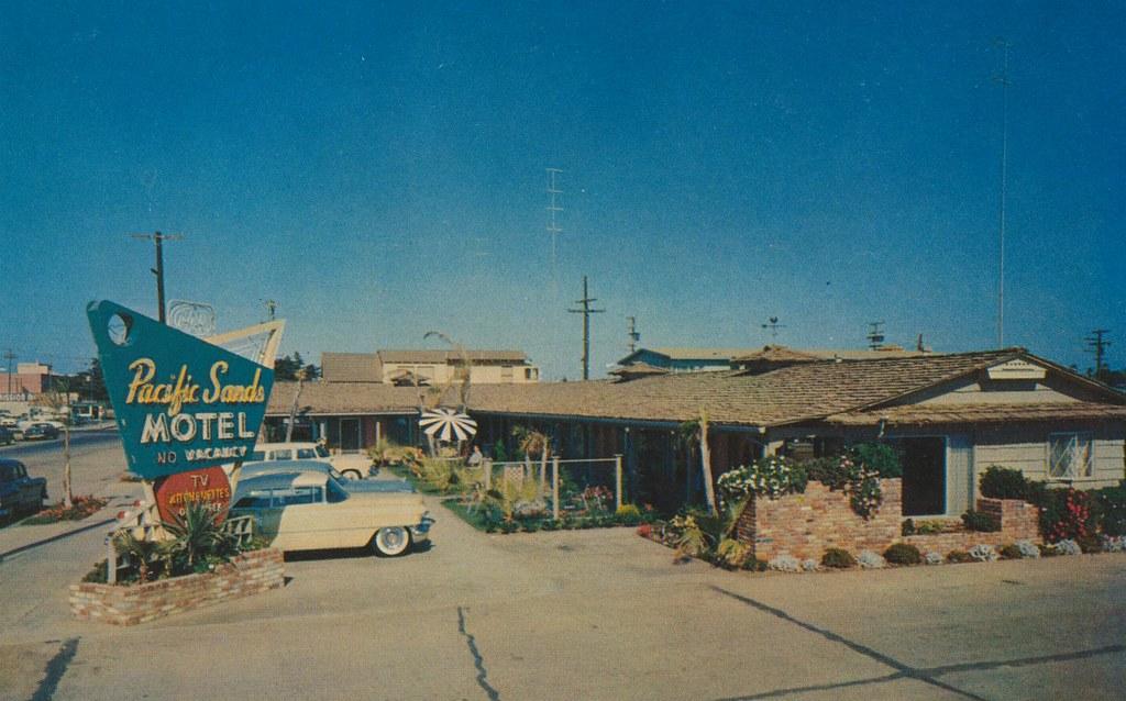 Pacific Sands Motel - San Diego, California