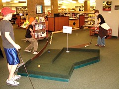 DGPL Library Mini Golf | by The Shifted Librarian