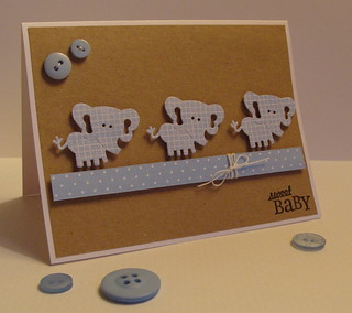 Baby Card | by Lucy Abrams