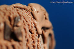 Dark chocolate ice cream | by icecreamireland