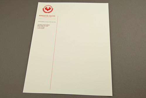 law letterhead