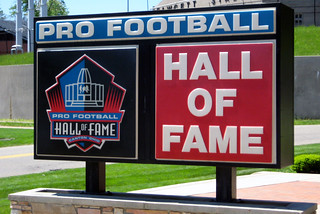NFL Pro Football Hall of Fame | by Leon and Diane