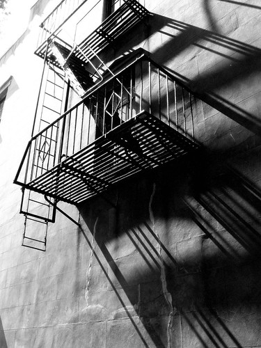 Cobble Hill Fire Escape | by linustein