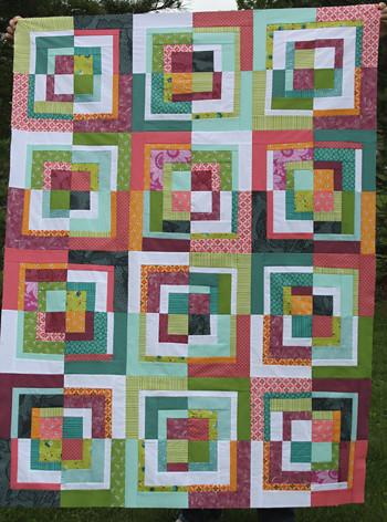 modified bento box quilt top | by filminthefridge