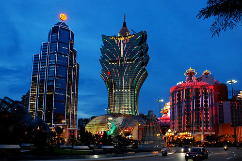 Grand Lisboa Casino, Macau | by Neil Walker (PT)