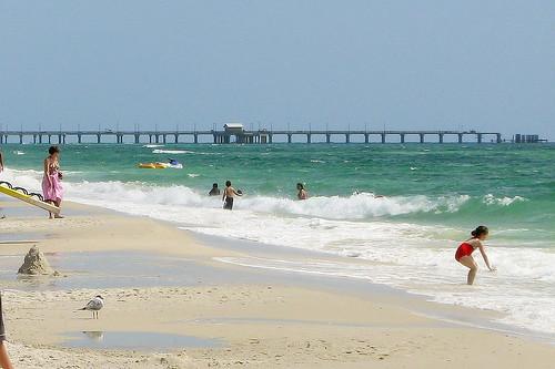 State fishing pier in progress gulf shores alabama for Gulf shores pier fishing forum