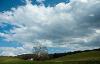 spring sky | by nardell