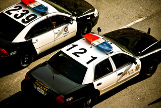 Old and new police cars | by Jametiks