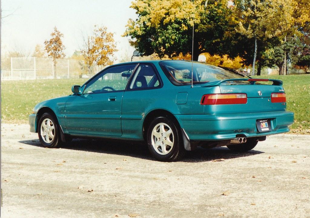 92 Acura Integra GSR Nixon