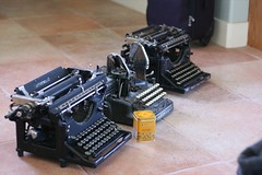 Typewriter playdate | by mariancall