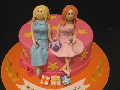 mother and daughter cake for enquiries email phillipa at p flickr