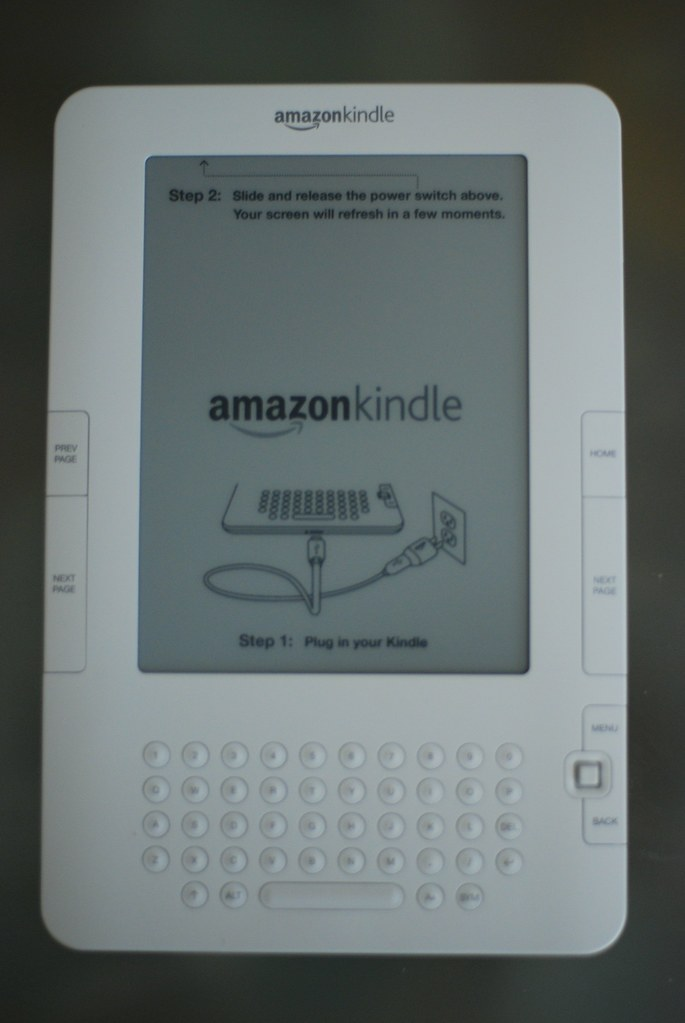 Kindle 2 | The Kindle I ordered for Sue back in November fin