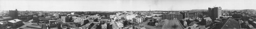 Panoramic view of the Brisbane central business district, ca. 1922 | by State Library of Queensland, Australia