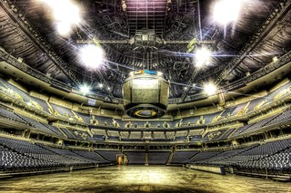 The Fed Ex Forum Awaiting the New Season | by Stuck in Customs