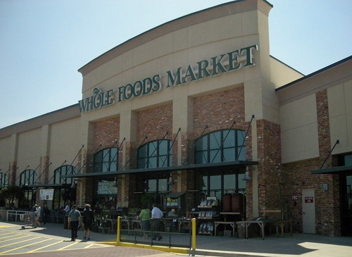 Whole Foods Greenville North Carolina