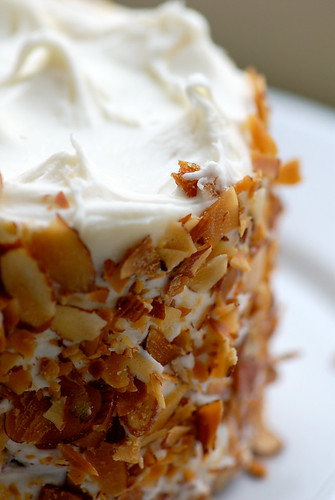 Photo c/o K. Morales, Carrot Cake from Metropolitan Market, Seattle | by cakespy
