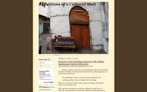 Reflections of a Cultural Mutt | by Blogging Women