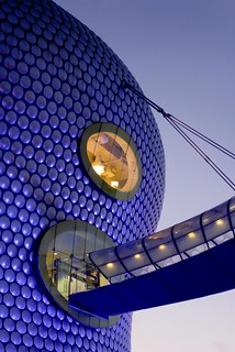UK - Birmingham - Selfridges at dusk | by Darrell Godliman