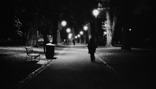 parkscape nocturne | by mugley