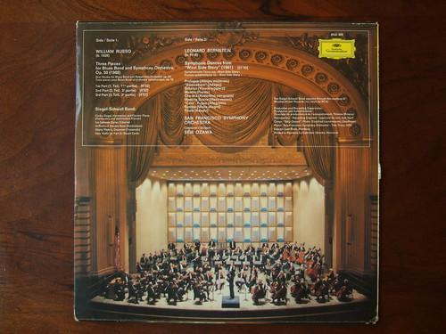 Bernstein: Violin Sonata, Piano Trio, New Transcr ...