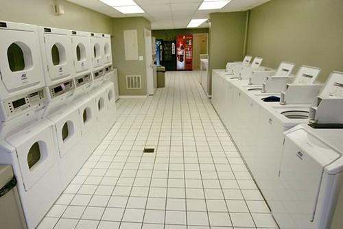 Awesome Apartment Laundry Room Contemporary - Interior Design ...