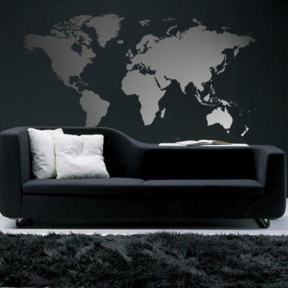stickers mappemonde fanastick stickers mappemonde www. Black Bedroom Furniture Sets. Home Design Ideas