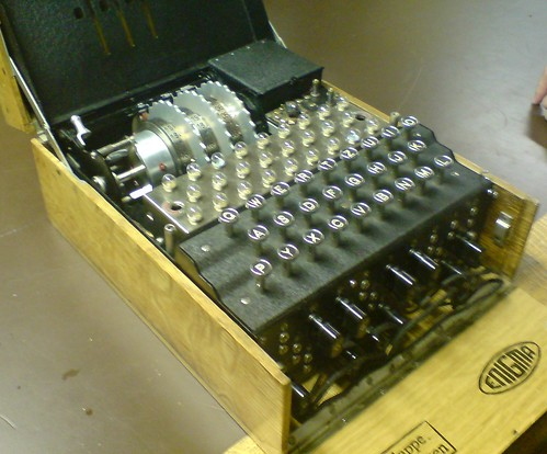 Enigma machine | by Thomas Guest