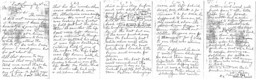 Letter from Samuel Esselinkpas to William O Van Eyck | by yhoitink