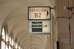 escalier-b2 | by David Lebovitz